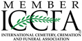 Were a member of the International Funeral, Cemetery and Cremation Association.