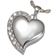 Shine Heart Pet Cremation Jewelry