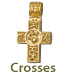 Pet Cremation Jewelry Crosses