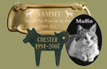 Pet Memorial Plaques