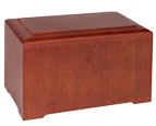 Marquis Cherry Wood Pet Urn