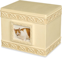 Cremation Cat Urn: Cat Keepsake Box