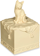 Cremation Cat Urn: Faithful Friend