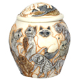 Cat Cremation Urn: Cat Heaven