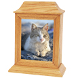 Cat Urn: Hanover Series Urn pet photo