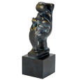 My Companion Pet Cat Sculpture Urn Keepsake