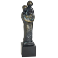Our Joy Pet Cat Sculpture Urn Keepsake
