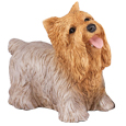 Figurine Dog Urns: Yorkshire Terrier