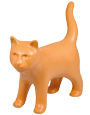 Marigold Kitty Figure Ceramic Cremation Urn Keepsake