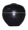 Sculpture Pet Urn: Soapstone Keepsake