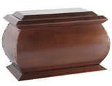 Classic Copper Pet Urn