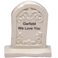 Pet Gravestone Memorial Marker