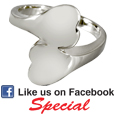 Pet Cremation Jewelry: Companion Heart Ring