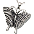Pet Cremation Jewelry: Antique Butterfly