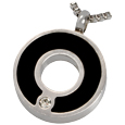 Pet Cremation Jewelry Stainless Steel Circle of Life