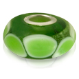 Pet Cremation Jewelry: Lasting Memory Bead Green