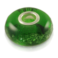 Pet Cremation Jewelry Perfect Memory Bead Green