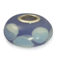 Pet Cremation Jewelry: Lasting Memory Bead Lavender