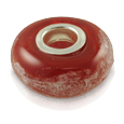 Pet Cremation Jewelry Perfect Memory Bead Red