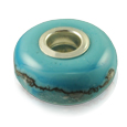 Pet Cremation Jewelry Perfect Memory Bead Turquoise