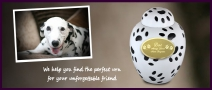 Dog Cremation Urns