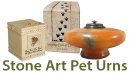 stone art pet urns