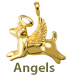 Pet Cremation Jewelry Angels
