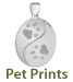 Pet Cremation Jewelry Pet Prints