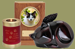 Cat Urns and Cat Cremation Urns
