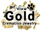View All Gold Cremation Jewelry