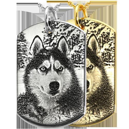custom pet photo dog tag pet memorial jewelry memorial gallery pets