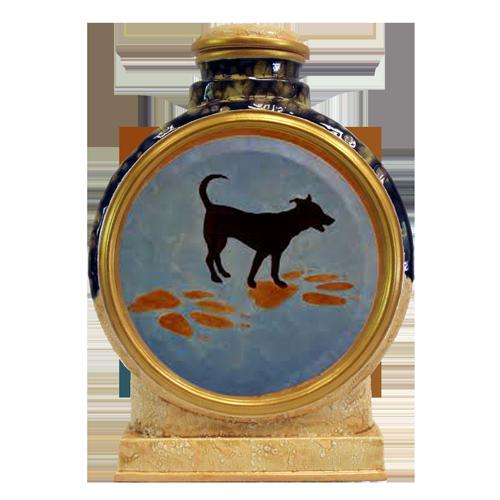 Custom Dog Portrait In Oil One Of A Kind Pet Memorials