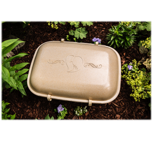 paw pod eco friendly pet burial memorial gallery pets