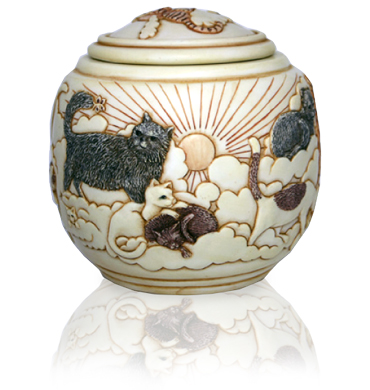 Cat Cremation Urn: Forever and Ever