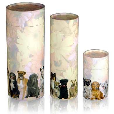 Dog Urn Scattering Tube Eco-Friendly