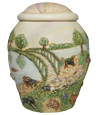 Pet Urn: Rainbow Bridge II