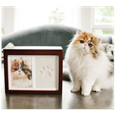 Pawprint Memory Box customized for pet cat