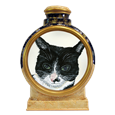 pet cat portrait urn