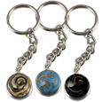 Keychain Ashes in Glass Pet Cremation