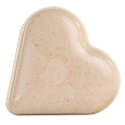 biodegradable heart-shaped pet urn