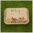medium pet pod shown personalized