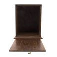 urn chamber shown of wood photo pet urn