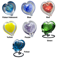 boundless heart glass memorial colors