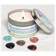 Healing Heart Candle Bereavement Bundle with heart keepsake samples