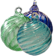timeless sphere ornaments
