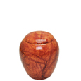 Alabaster Stone Pet Keepsake Urn- Valor