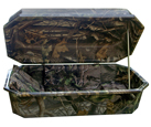 Nature Series Camouflage Pet Casket