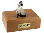 Cat Urns Siamese, Seal-Point