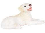 Figurine Dog Urns Labrador Retriever Yellow