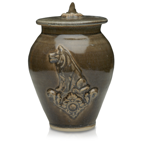 Dog Artisan Pet Urn